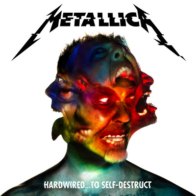 アルバム/Hardwired…To Self-Destruct/Metallica