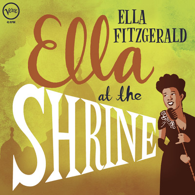 アルバム/Ella At The Shrine (Live)/Ella Fitzgerald