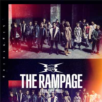 ハイレゾアルバム/Lightning/THE RAMPAGE from EXILE TRIBE