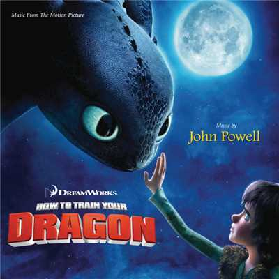 アルバム/How To Train Your Dragon (Music From The Motion Pi/ジョン・パウエル