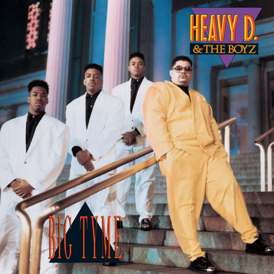 アルバム/Big Tyme/Heavy D & The Boyz