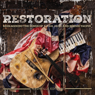 ハイレゾアルバム/Restoration: The Songs Of Elton John And Bernie Taupin/Various Artists
