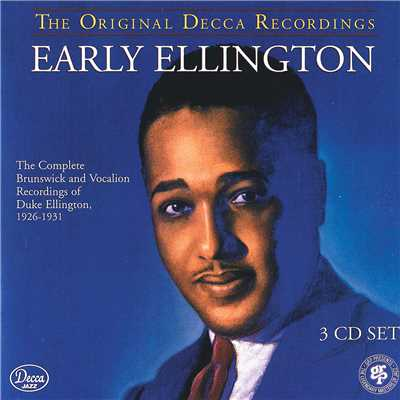 アルバム/Early Ellington: The Complete Brunswick And Vocalion Recordings 1926-1931/デューク・エリントン