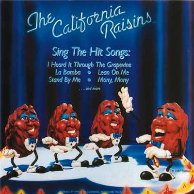 シングル/Respect/California Raisins