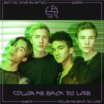 シングル/Color Me Back To Life/QUEST