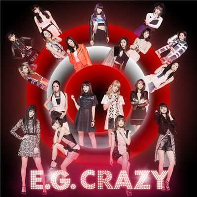 アルバム/E.G. CRAZY/E-girls