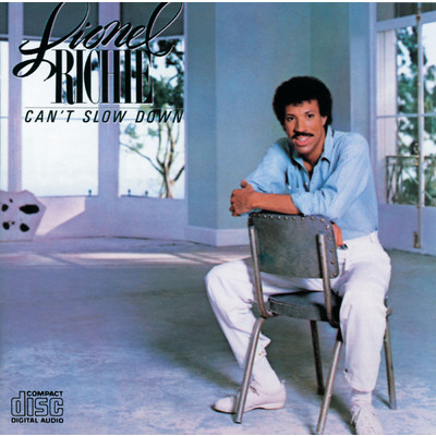 シングル/Can't Slow Down/Lionel Richie
