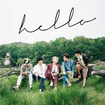 アルバム/Hello/Boys Republic