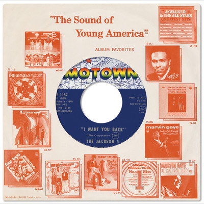 アルバム/The Complete Motown Singles Vol. 9: 1969/Various Artists