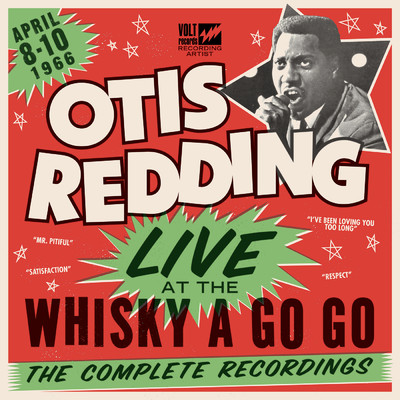 ハイレゾアルバム/Live At The Whisky A Go Go: The Complete Recordings/Otis Redding