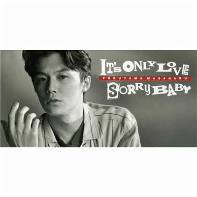 シングル/IT'S ONLY LOVE (Original Version)/福山雅治