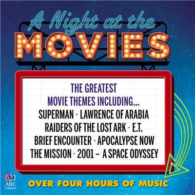 アルバム/A Night At The Movies/Various Artists