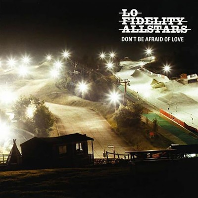 シングル/Left to Listen/Lo Fidelity Allstars