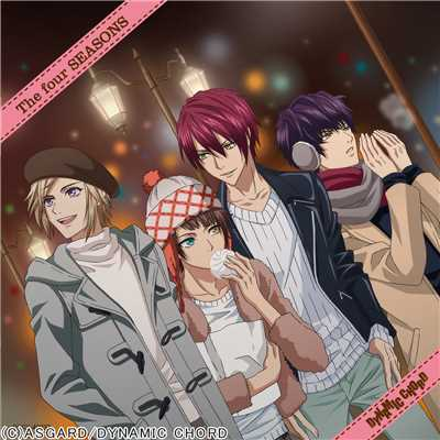 アルバム/TVアニメ「DYNAMIC CHORD」The four SEASONS/Various Artists