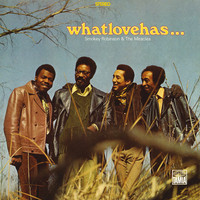 ハイレゾアルバム/What Love Has...Joined Together/Smokey Robinson & The Miracles