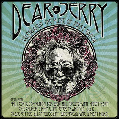 ハイレゾアルバム/Dear Jerry: Celebrating The Music Of Jerry Garcia (Live)/Various Artists
