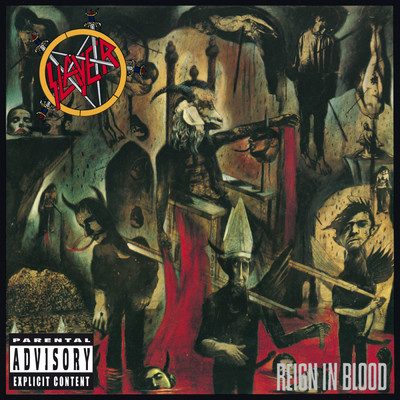 シングル/Raining Blood (Album Version)/Slayer
