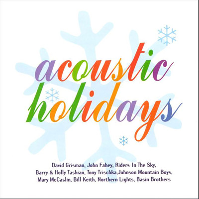 アルバム/Acoustic Holidays/Various Artists