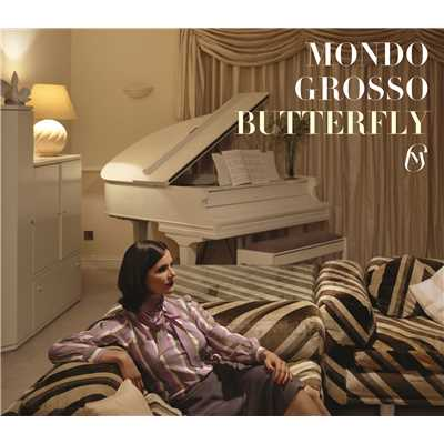 シングル/BUTTERFLY (Sleepy Tongue Love Mix)/MONDO GROSSO