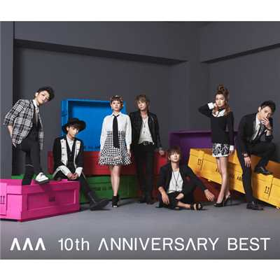 アルバム/AAA 10th ANNIVERSARY BEST/AAA
