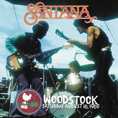 Woodstock Saturday August 16, 1969 (Live)/サンタナ
