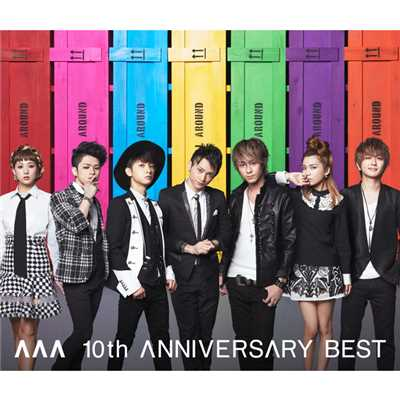 アルバム/AAA 10th ANNIVERSARY BEST<Original AL>/AAA