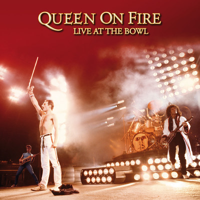 On Fire: Live At The Bowl/クイーン