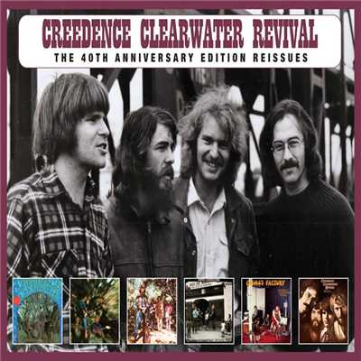 シングル/Chameleon (Album Version)/Creedence Clearwater Revival