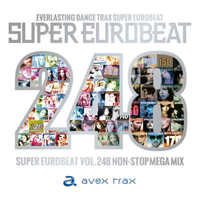 アルバム/SUPER EUROBEAT VOL.248/Various Artists