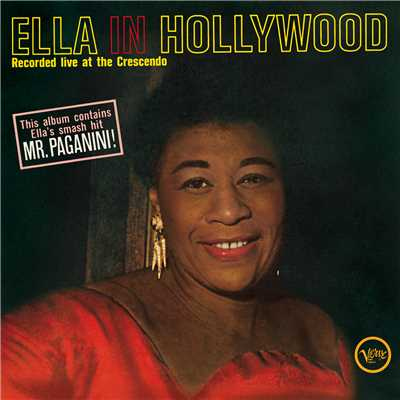 シングル/Stairway To The Stars (Live At The Crescendo/1961)/Ella Fitzgerald