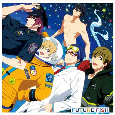 シングル/FUTURE FISH/STYLE FIVE