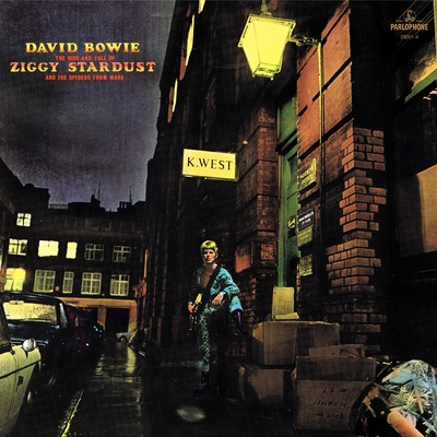 アルバム/The Rise And Fall Of Ziggy Stardust And The Spiders From Mars (2012 Remastered Version)/David Bowie