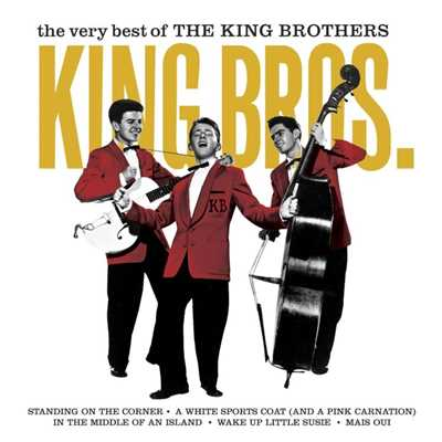 シングル/Standing On The Corner (2003 Remastered Version)/The King Brothers
