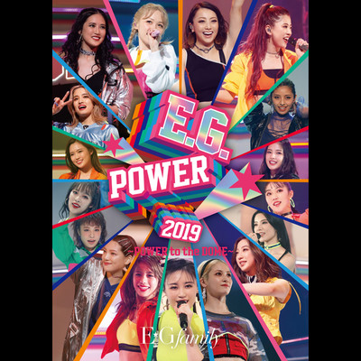 HARAJUKU TIME BOMB (E.G.POWER 2019 POWER to the DOME at NHK HALL 2019.3.28)/E-girls
