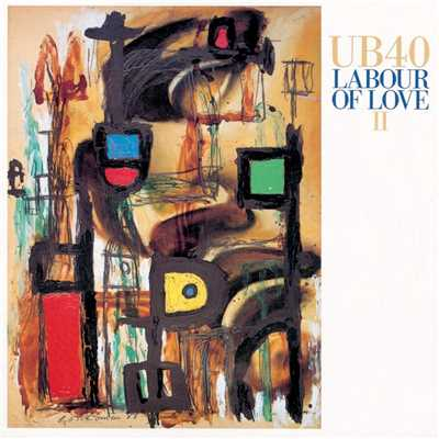 シングル/The Way You Do The Things You Do/UB40