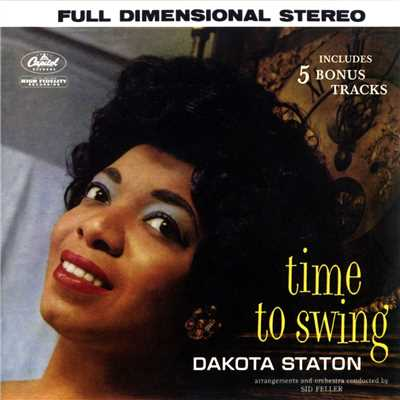 アルバム/Time To Swing/Dakota Staton