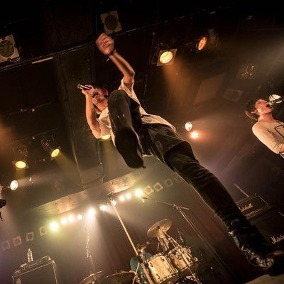 シングル/Message in a bottle (Live 2014 Ikebukuro)/BLUE ROSE