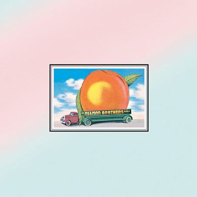 アルバム/Eat A Peach/The Allman Brothers Band
