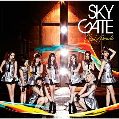 アルバム/SKY GATE/Cheeky Parade