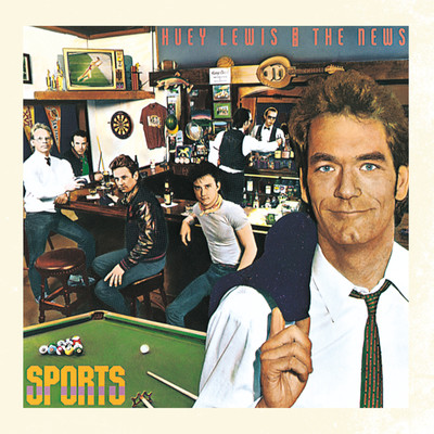 シングル/Bad Is Bad/Huey Lewis And The News