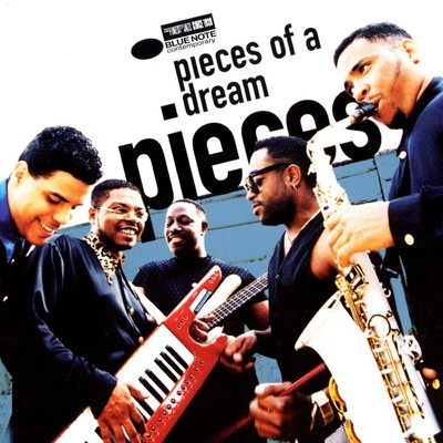 アルバム/Pieces/Pieces of a Dream