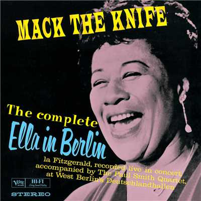 アルバム/The Complete Ella In Berlin: Mack The Knife (Live)/Ella Fitzgerald