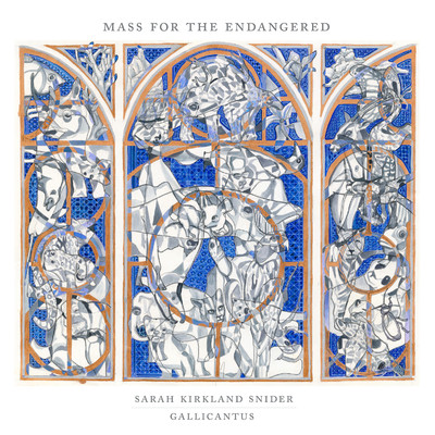 シングル/Mass for the Endangered: Credo/Gallicantus & Gabriel Crouch