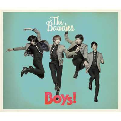 アルバム/Boys!/THE BAWDIES