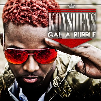 シングル/Gal A Bubble (Instrumental)/Konshens