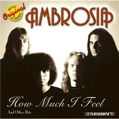 アルバム/How Much I Feel & Other Hits/Ambrosia