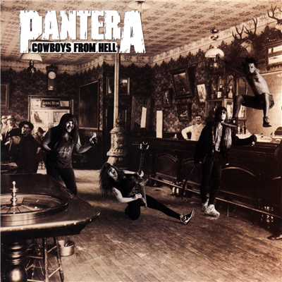 アルバム/Cowboys From Hell/Pantera
