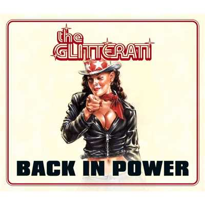 シングル/Back In Power/The Glitterati