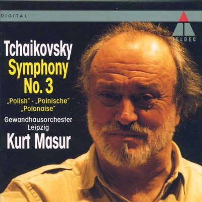 シングル/Symphony No.3 in D major Op.29, 'Polish' : I Introduzione e Allegro/Kurt Masur