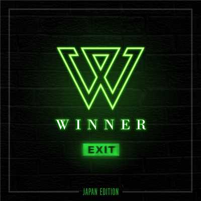 アルバム/EXIT MOVEMENT:E -JAPAN EDITION-/WINNER